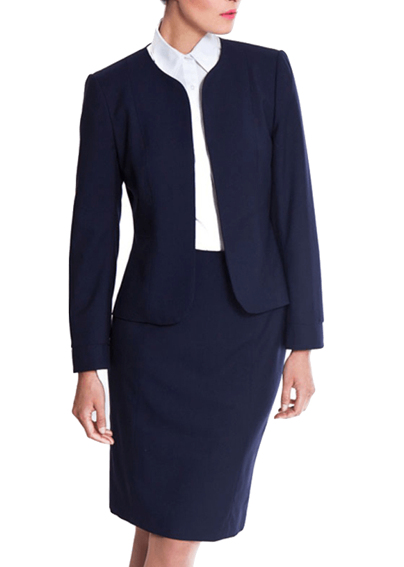 Catherine-Navy-Blue-Skirt-Suit-by-Nooshin-Main